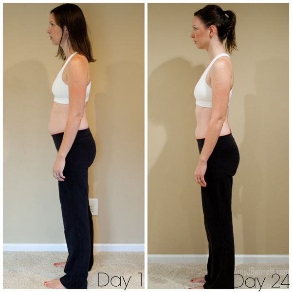 AdvoCare 24-Day Challenge Results and Review