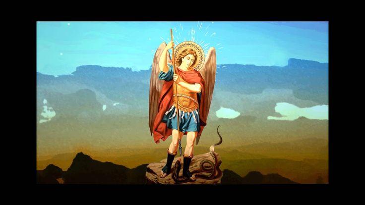 Защитная молитва от врагов Архангелу Михаилу