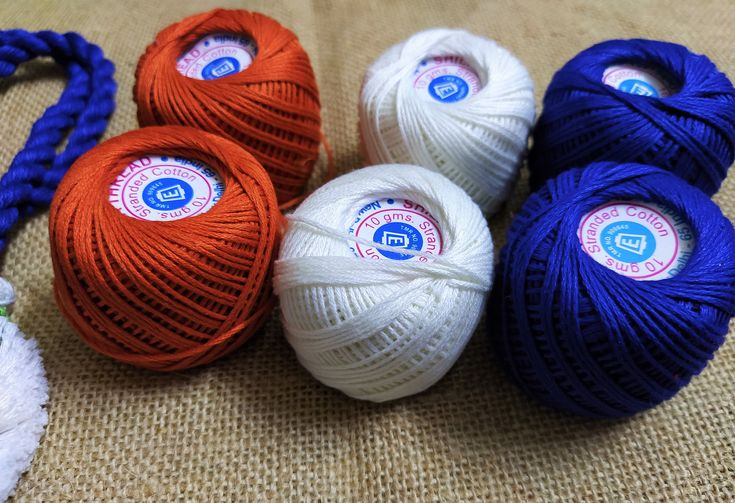 Indian Threads Hand Embroidery Cotton Yarn Balls for | Etsy | Yarn ball,  Hand embroidery, Cotton yarn
