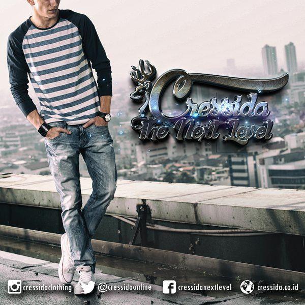 Hello Augustus 2015  #cressida #bandung #fashionbdg #fashionable #swagger #rooftop #stripe #tshirt #denim #badboy #otd