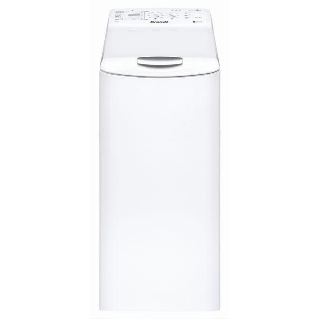 Lave linge Mistergooddeal, achat pas cher Lave linge top BRANDT BWT630F prix promo Mistergooddeal 360.99 € TTC au lieu de 549 €