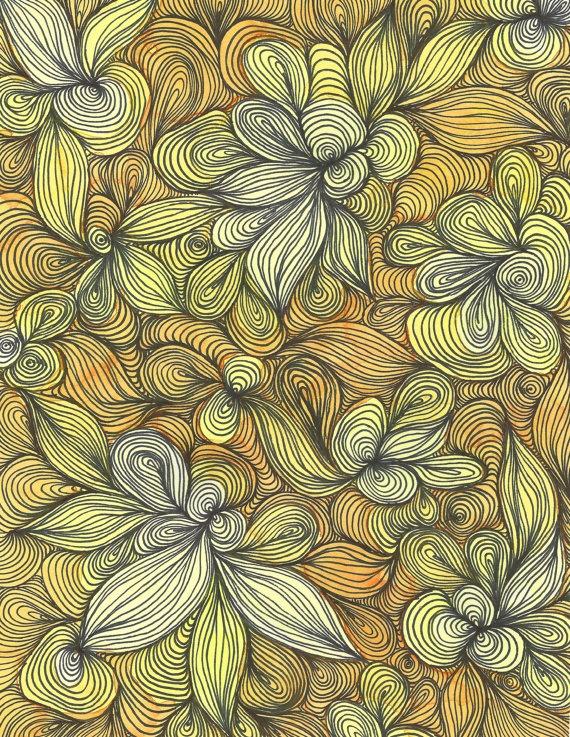 Watercolor by Kelsea Janner