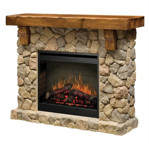 others terrific dimplex electric fireplace log set including natural stone  fireplace surround kits and solid wood - 17 Best Ideas About Electric Fireplace With Mantel On Pinterest