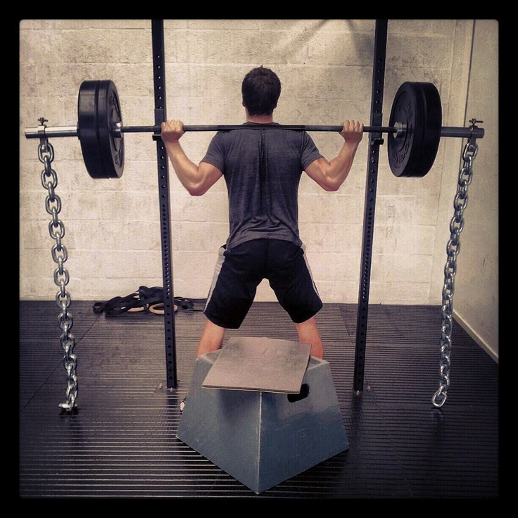 Chained by CrossFit