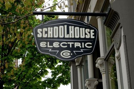 school house electric- lighting and lifestyle brand. couldn't ask to support a nicer group of people!