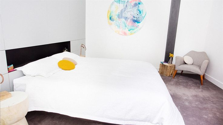 Suppliers: Brad + Dale's guest bedroom | The Block Fans v Faves | 9Jumpin