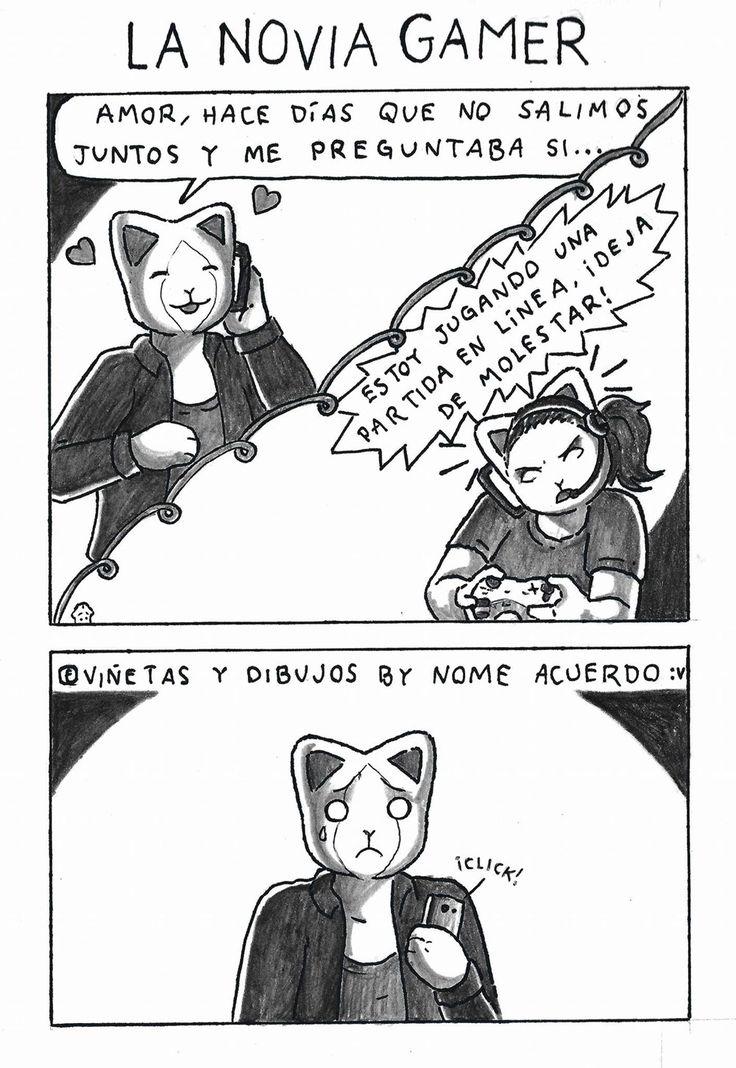 Viñetas y Dibujos by NoMe Acuerdo.. tan reales como la vida misma - Loquillo Humor Grafico, Comics, Memes, Humor In Spanish, Literatura, Funny, Life, Drawings, Meme