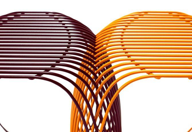 Dexter, Stool from Lammhults. Designed by Andreas Farkas www.lammhults.se