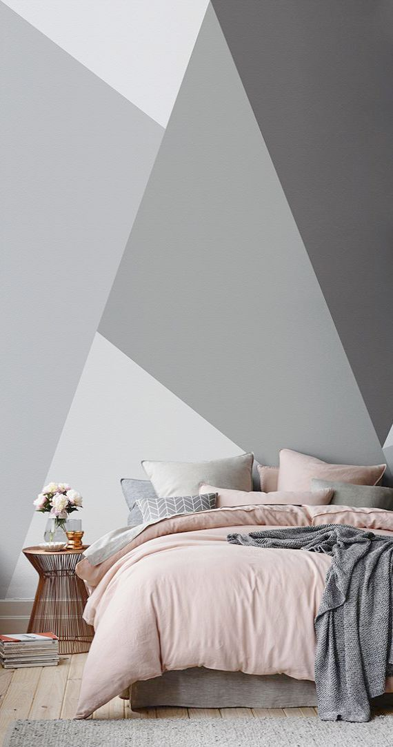 Renovation Loan With New Mortgage Because Renovation Contractors Kelowna 3 Bed Wallpaper Bedroom Feature Wall Wallpaper Bedroom Bedroom Wallpaper Contemporary