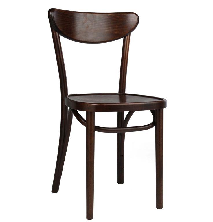 Replica Thonet Melnikov Bentwood Chair - Matt Blatt