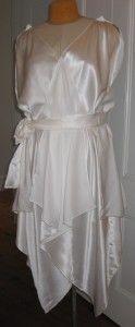 20 minute 1920s dress | easy flapper dress | Vionnet dress replica