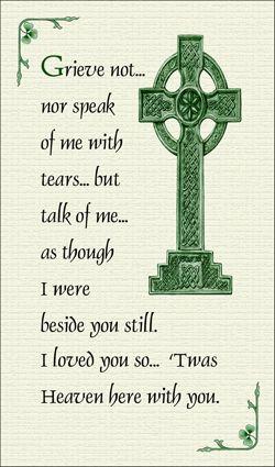 Grieve Not