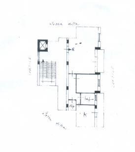 Appartamento 2 locali in affitto non arredato a Carlentini (zona Santuzzi)