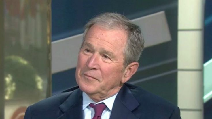 The former president, who remained mostly silent during the 2016 presidential election, sat down for a wide-ranging interview on NBC's 'Today' show on Monday morning.
