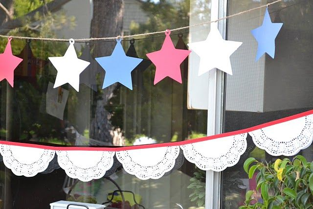 4th of july backyard party ideas
