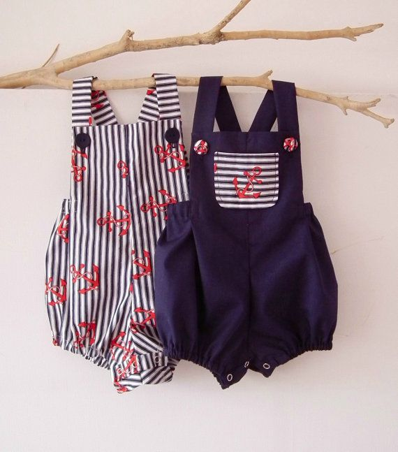 Baby Boy Newborn to 3T Baby Boy Rompers Baby Boy Clothing