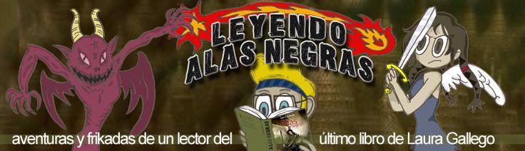 "LEYENDO ""ALAS NEGRAS"""