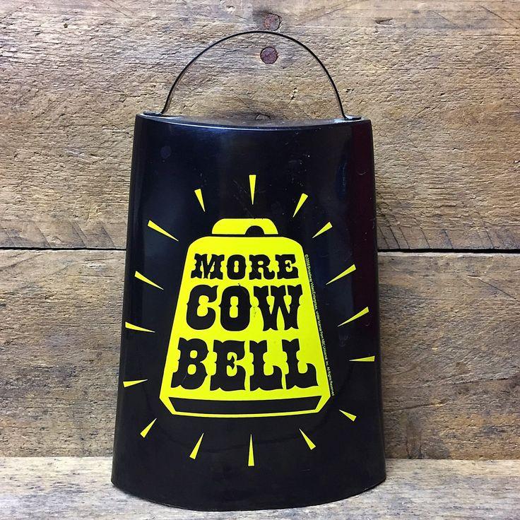 More Cowbell Metal Bell - SNL Will Ferrell Christopher Walken
