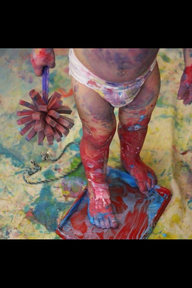 Little Hands, Big Creativity.