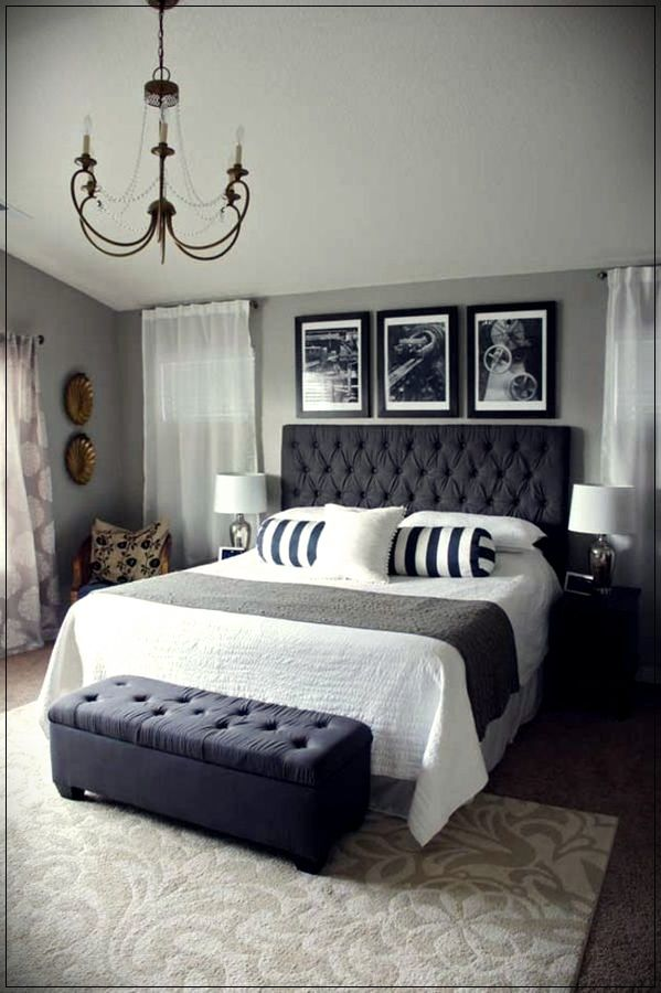 Bedroom Decoration 2019 Trends And Photos Chambres A Coucher
