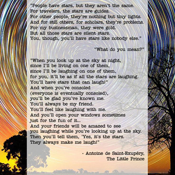 hidden wisdom found in the little prince by antoine de saint exupery A look at the adventurous life and mysterious death of antoine de saint-exupéry, author of the little prince  just that—a little fennec saint ex found in the desert and kept as a pet .