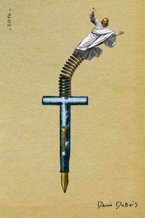 Jésus, que ma joie demeure (illustration : Denis Dubois)