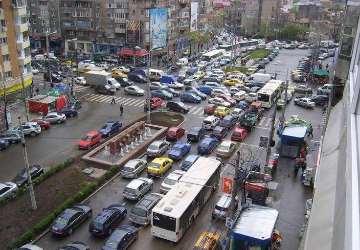 Pericol public oferit de Administratia Strazilor: semafoarele care nu merg