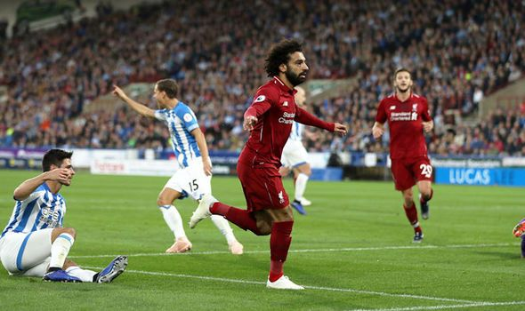 Liverpool News Xherdan Shaqiri Singled Out After Tremendous Mohamed Salah Goal Mohamed Salah Goals Latest Football News Football
