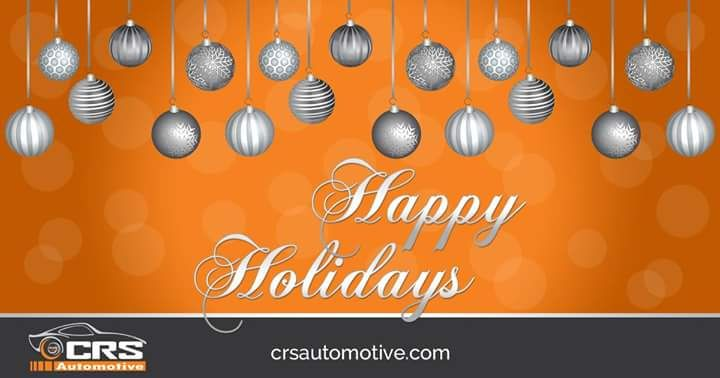 CRS Automotive team wishes you a #merrychristmas  and #HappyHolidays!  http://crsautomotive.com/ #HamOnt #Oakville