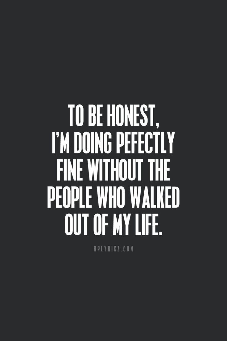 God's honest truth.