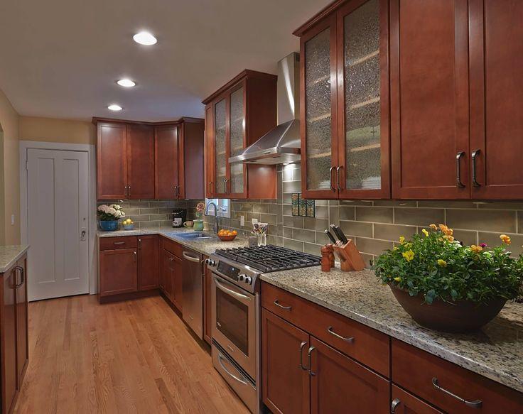 best 25 kitchen maid cabinets ideas on pinterest kitchen granite countertops granite. Black Bedroom Furniture Sets. Home Design Ideas