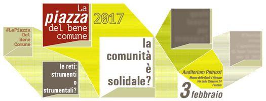 A Pescara venerdì 3 febbraio Le reti: strumenti o strumentali