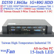 15 inch all in one pc computer 4: 3 6COM LPT with high temperature 5 wire Gtouch industrial embedded with 1G RAM 80G HDD     Tag a friend who would love this!     FREE Shipping Worldwide   http://olx.webdesgincompany.com/    Buy one here---> https://webdesgincompany.com/products/15-inch-all-in-one-pc-computer-4-3-6com-lpt-with-high-temperature-5-wire-gtouch-industrial-embedded-with-1g-ram-80g-hdd/
