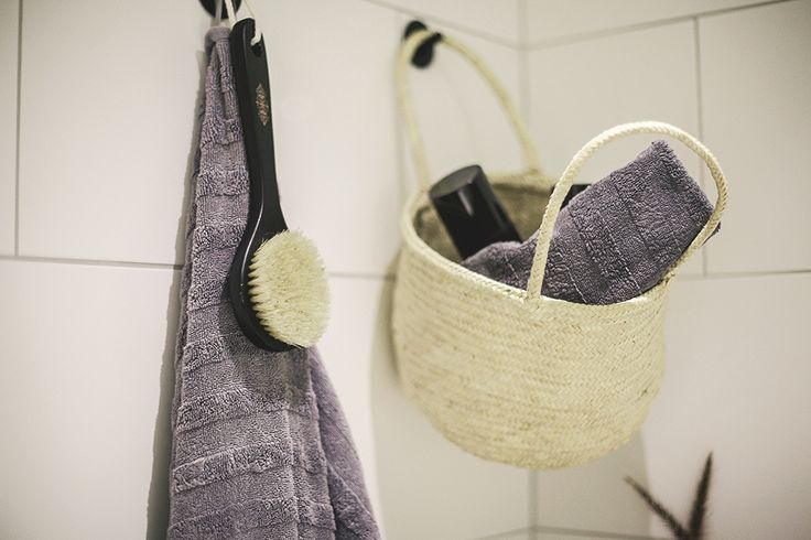 Basket/Bag Sylvia. Bathroom Badrum Eco Fair Trade Fairtrade Design Ekologiskt Hållbart Rättvis handel Kruka Korg Västerås Uganda Women Interior Interiordesign Craft Krafts Hantverk Enpower Womenscraft Photo: FotografMathilda.se