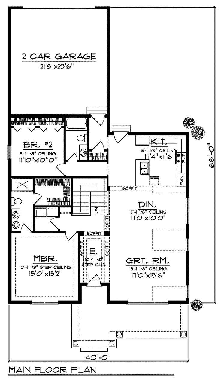 25007 | Ahmann Design Custom Home Plans