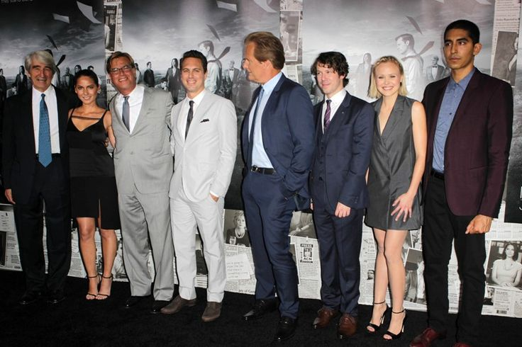 The Newsroom season 2 images | The cast of The Newsroom attends the Season 2 premiere 158752