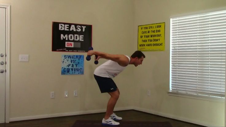 Looking for some easy arm exercises? Then this 10 minute easy arm workout is just right for you. The beginner arm workout and beginner arm exercises only requires a light pair of dumbbells. Easy arms workout are great for both men and women.
