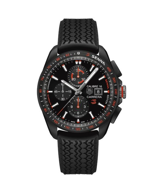 TAG Heuer Carrera Calibre 16 Automatic Chronograph 100 M - 44 mm CBB2080.FT6042 TAG Heuer watch price