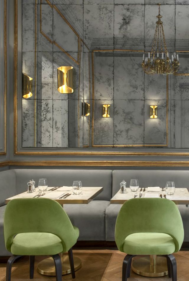Elegant restaurant furniture / hospitality / restaurant interior design / hospitality design / #hospitalitydesign / #hospitality / #hospitalityfurniture Find more inspiration: http://brabbucontract.com/projects