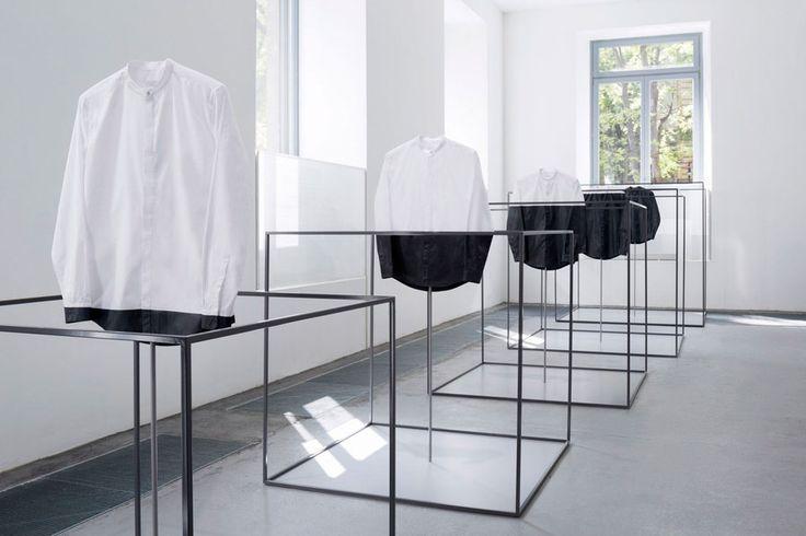 COS x Nendo Installation in Salone del Mobile, Milano, 2014
