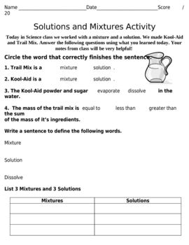 1000+ ideas about Chemistry Worksheets on Pinterest | Chemistry ...