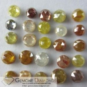 This is Lot of 5.00 ct Natural ICY loose Diamond Rose cut opaque clarity for all type of fine art deco jewelry at wholesale price.