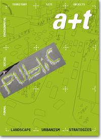STRATEGY PUBLIC, this double issue of a+t magazine, inaugurates the STRATEGY Series, dedicated to the study of project strategies.  More than 20 works of urban landscaping, all built, are analysed regarding the strategies identified in each one.  This issue initiates a new way of approaching the project, in which the method is as visible as the result.