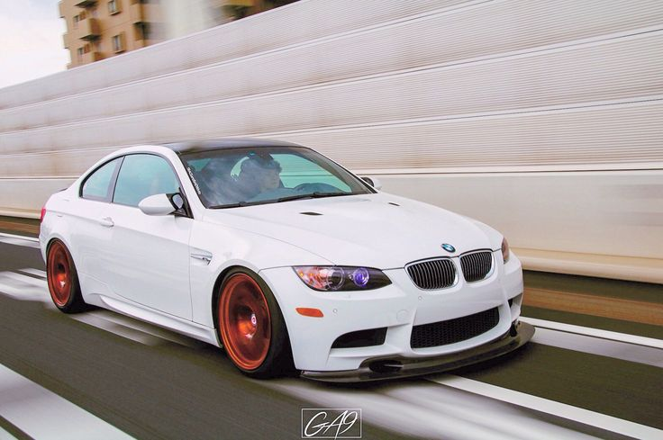 AIRLIFT BMW M3 | Kamiwaza Japan