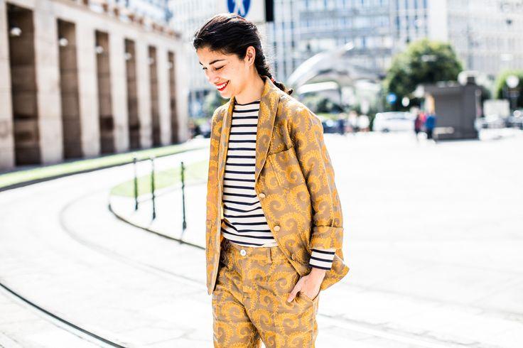 FWSS18 street style fashion week milan printemps ete 2018