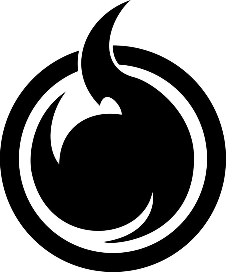 Jigoku Shoujo symbol/seal by gutierrezps