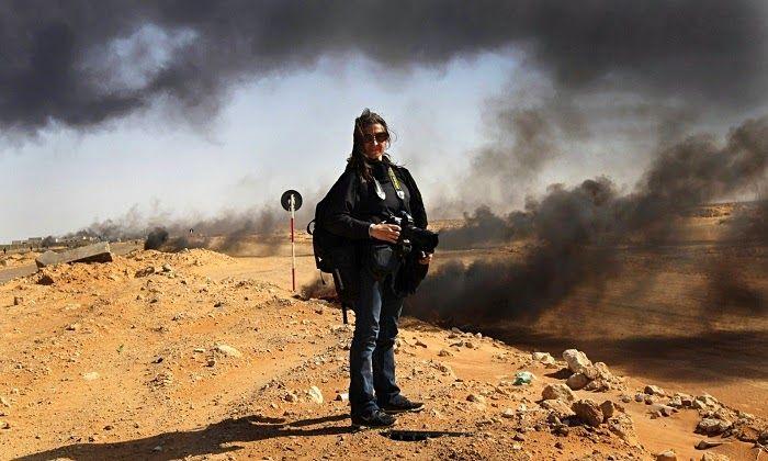 #fotograferperang #memoar #fotografer Lynsey Addario - Memoar Fotografer Perang - The Selfiess
