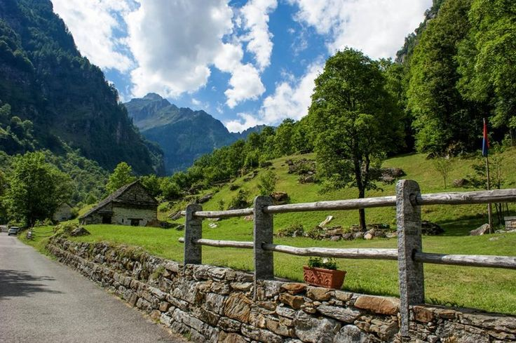 Sonogno,Valle Verzasca-Switzerland