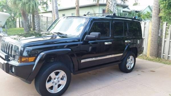 Jeep Commander (daytona beach) $8000: QR Code Link to This Post Up for sale is a 2006 Jeep Commander 2wd with a 4.7 liter engine. This jeep…