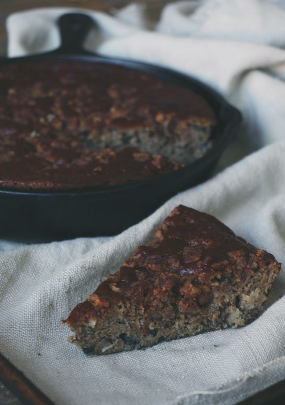 Gluten & Grain-Free Skillet Banana Bread - Free People Blog